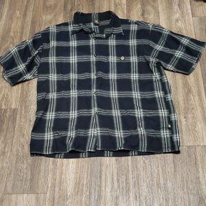 Low Rider Plaid Shirt